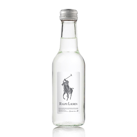 250ml Still Sparkling Glass Bottled Promotional Branded Mineral Water