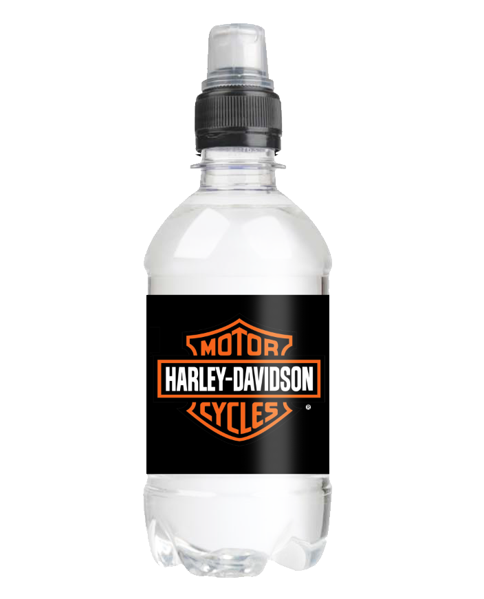 330ml Harley Black
