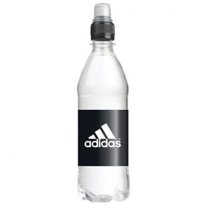 500ml Still Sparkling Glass Bottled Promotional Branded Mineral Water Sports Cap