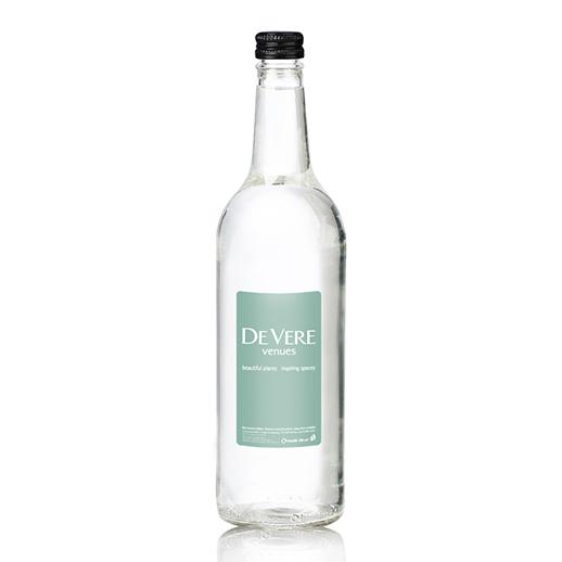 750ml Still Sparkling Glass Bottled Promotional Branded Mineral Water